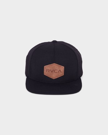 1 COMMONWEALTH DELUXE Black R381562 RVCA
