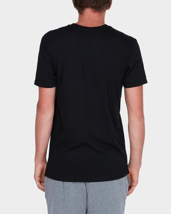 2 Balance Reflect T-Shirt Black R383053 RVCA