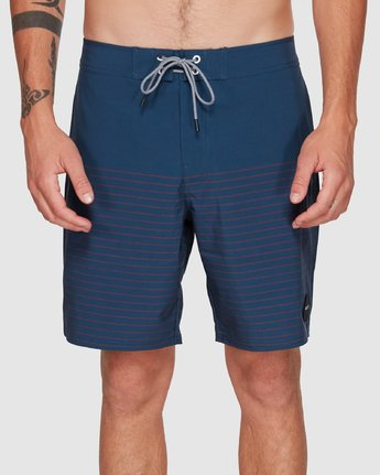 6 CURREN TRUNK Blue R383411 RVCA