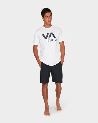 6 Affiliate Walkshort Black R384311 RVCA