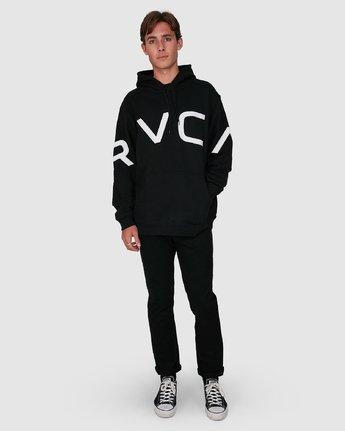 5 Fake Rvca Hoodie Black R391155 RVCA