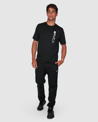 8 Spectrum Iil Pants Black R391274 RVCA