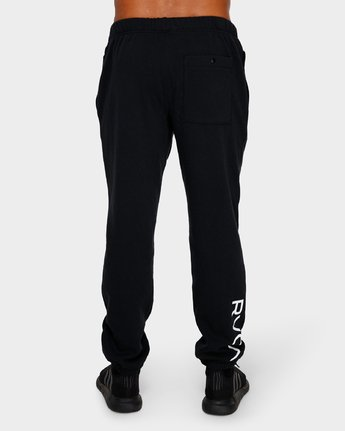 2 Cage Sweatpant Ii Pant Black R391278 RVCA