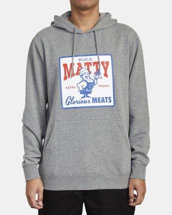 MATTYS HOODIE  R392152