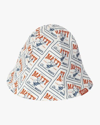MATTYS BUCKET HAT  R392568