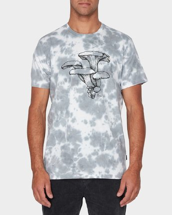 0 Vaughn Short Sleeve T-Shirt  R393047 RVCA