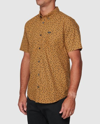 2 Thatll Do Print Short Sleeve Shirt  R393188 RVCA