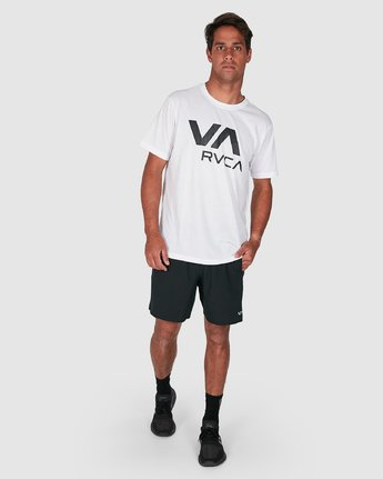 3 Yogger Stretch Shorts Black R393313 RVCA
