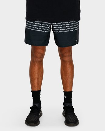 7 YOGGER STRETCH SHORTS Black R393313 RVCA