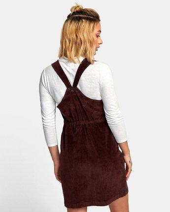 North - Corduroy Jumper Dress for Women  R3DRRARVW9