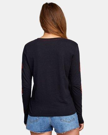 Bloom - Long Sleeve T-Shirt for Women  R3LSRBRVW9
