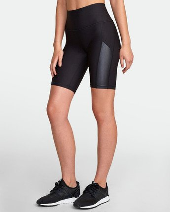 1 VA Di Shorts II Black R407877 RVCA