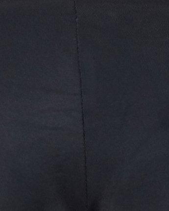 11 Solid Crossback Bikini Top Black R408650 RVCA