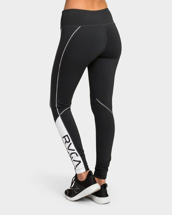 2 Va Legging Black R481271 RVCA