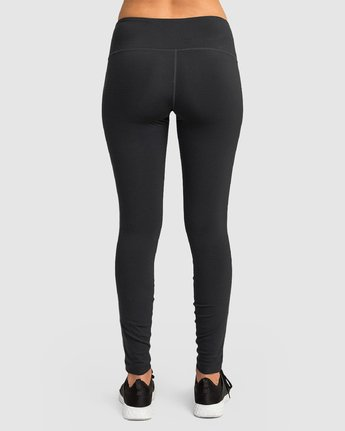 2 Recon Legging Black R481272 RVCA