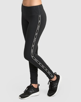 1 Recon Legging Black R481272 RVCA