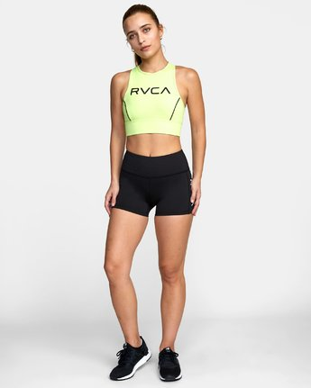 4 VA Shorts Black R481315 RVCA