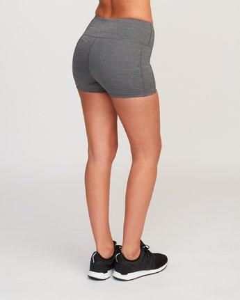 3 VA Shorts Grey R481315 RVCA