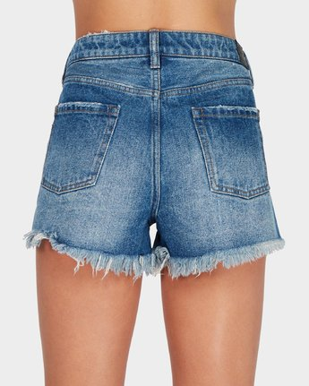 4 The Bf Short Blue R484311 RVCA