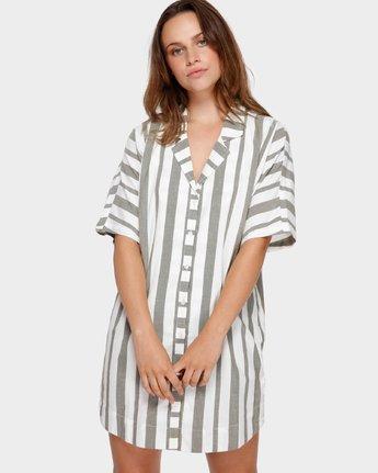 0 Storm Dress Green R491751 RVCA