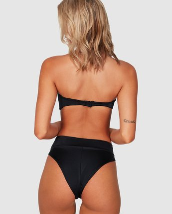 SOLID HIGH RISE CHEEKY  R491806