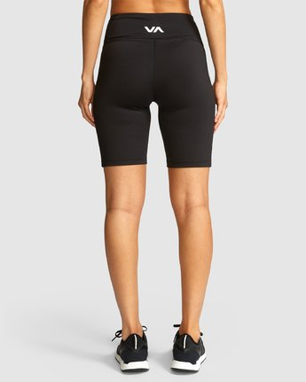 3 VA Di Shorts Black R491873 RVCA