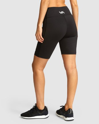 2 VA Di Shorts Black R491873 RVCA