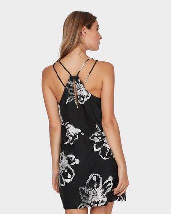 2 Chopped Dress Black R493751 RVCA