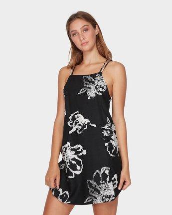 1 Chopped Dress Black R493751 RVCA