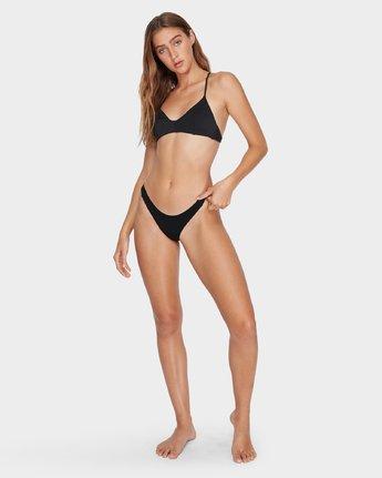 5 Solid Skimpy Bikini Pant Black R493802 RVCA