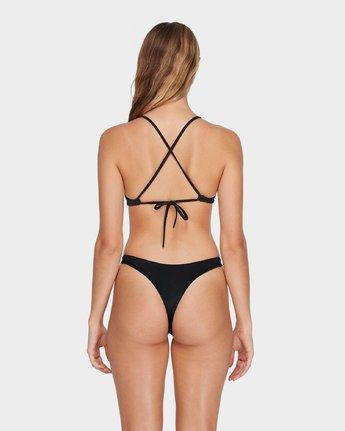 0 Solid Skimpy Bikini Pant Black R493802 RVCA