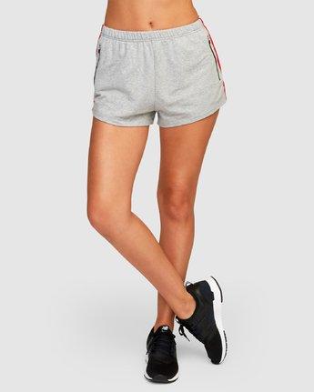 1 Ringside Sweat Short Grey R494311 RVCA