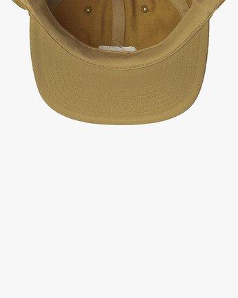 2 Matty Matheson - Snapback Cap for Men Brown R5CPMARVW9 RVCA