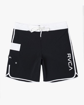 "0 Eastern Trunk 18"" - Board Shorts for Men Black S1BSRBRVP0 RVCA"