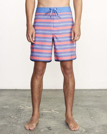 "1 Eastern Trunk 18"" - Board Shorts for Men  S1BSRBRVP0 RVCA"
