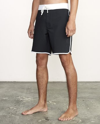 "2 Eastern Trunk 18"" - Board Shorts for Men Black S1BSRBRVP0 RVCA"