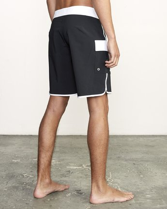 "5 Eastern Trunk 18"" - Board Shorts for Men Black S1BSRBRVP0 RVCA"
