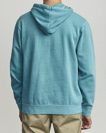 1 Blocked  - Hooded Sweatshirt for Men  S1HORARVP0 RVCA