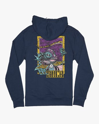Lizard Wizard  - Hoodie for Men  S1HORGRVP0