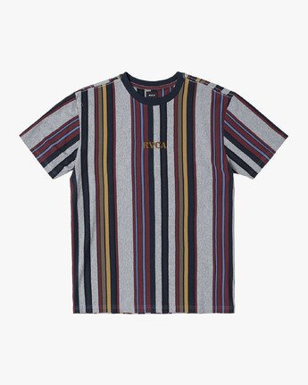 Cairo Vertical - Vertical Striped T-Shirt for Men  S1KTRCRVP0