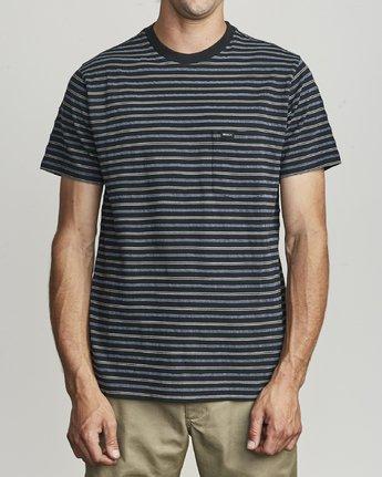 Runaway - Striped T-Shirt for Men  S1KTRDRVP0