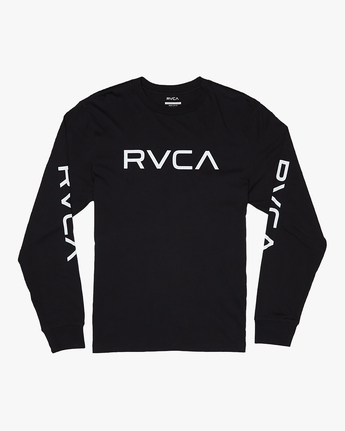 Big RVCA - Long Sleeve T-Shirt for Men  S1LSRARVP0