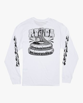 Martin Ander Snake - Long Sleeve T-Shirt for Men  S1LSRDRVP0