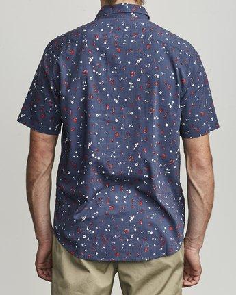 2 Calico - Printed Shirt for Men  S1SHRARVP0 RVCA