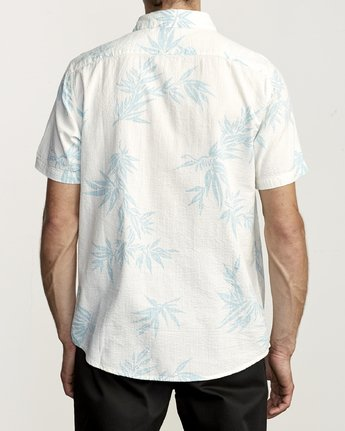 4 Richmond - Printed Shirt for Men Silver S1SHRERVP0 RVCA
