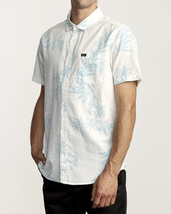 2 Richmond - Printed Shirt for Men Silver S1SHRERVP0 RVCA