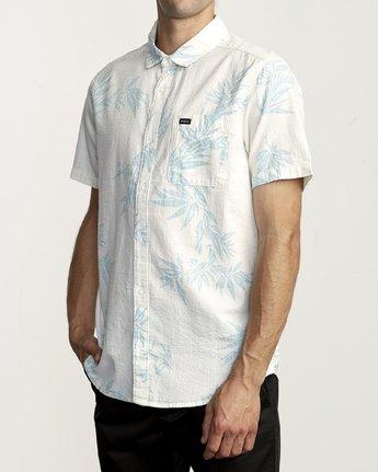 3 Richmond - Printed Shirt for Men Silver S1SHRERVP0 RVCA