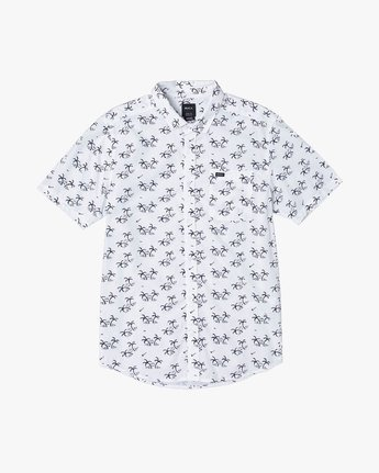 Easy Palms - Palm Print Shirt for Men  S1SHRGRVP0