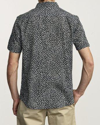 2 Presido - Printed Shirt for Men Black S1SHRKRVP0 RVCA