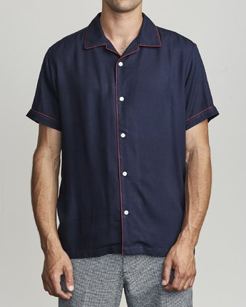 Hi-Grade - Short Sleeve Shirt for Men  S1SHRMRVP0